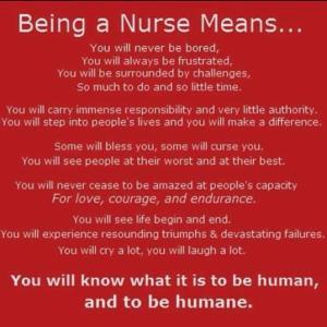 being-a-nurse-means